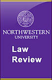 Northwestern Law Review