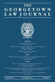 Georgetown Law Journal